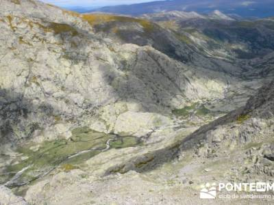 Parque Regional Sierra de Gredos - Laguna Grande de Gredos;excursiones de un día desde madridsender